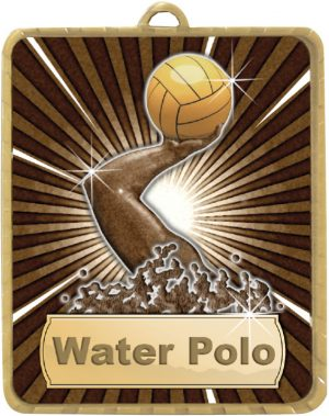Lynx Medal Water Polo