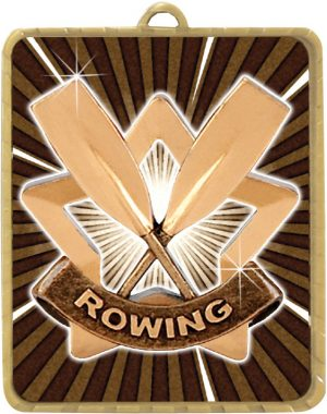 Lynx Medal Rowing