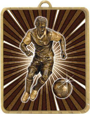Lynx Medal Soccer Male