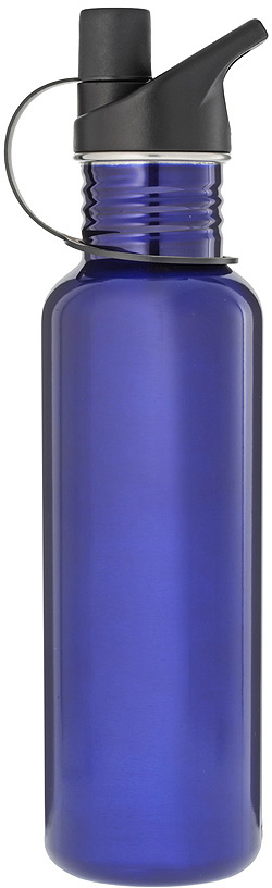 Laserable Blue Water Bottle 740ml