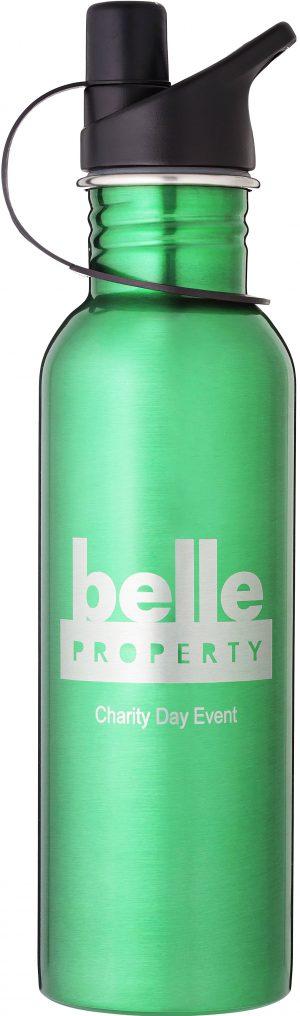 Laserable Green Water Bottle 740ml