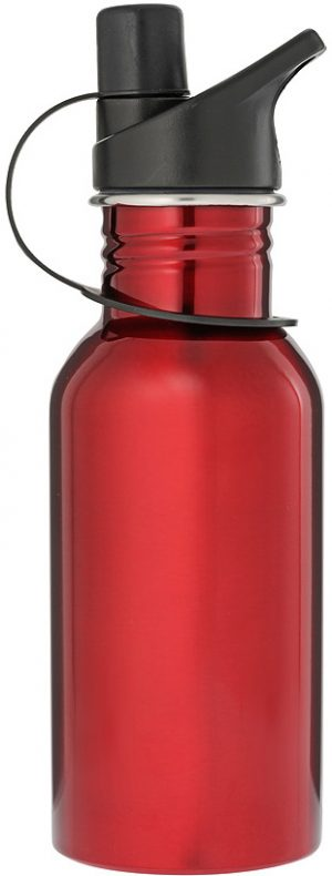 Laserable Red Water Bottle 500ml