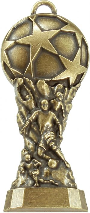 Soccer Cup Star Gold