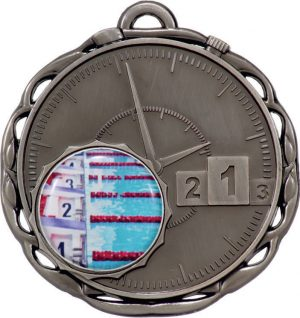 Medal Stopwatch Silver