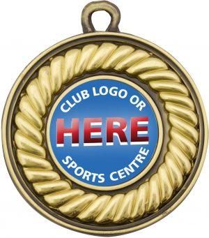 Achievement Medal Gold