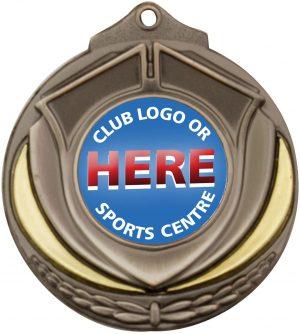 Shield Medal Silver