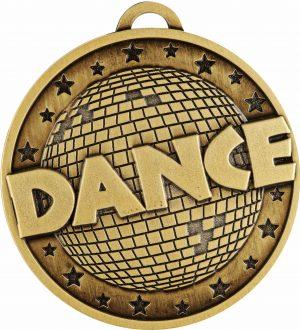 Dance Glitter Gold