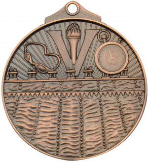 Swim Medal Bronze