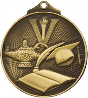 Academic Medal Gold