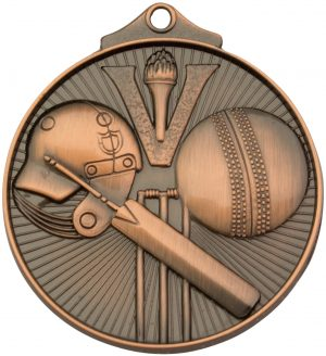 Cricket Medal Bronze
