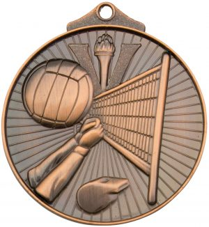 Volleyball Medal Bronze