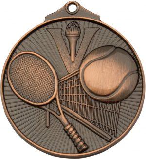 Tennis Medal Bronze