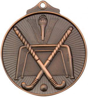 Hockey Medal Bronze
