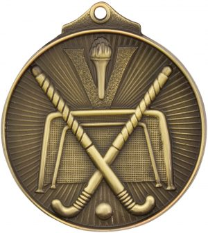 Hockey Medal Gold