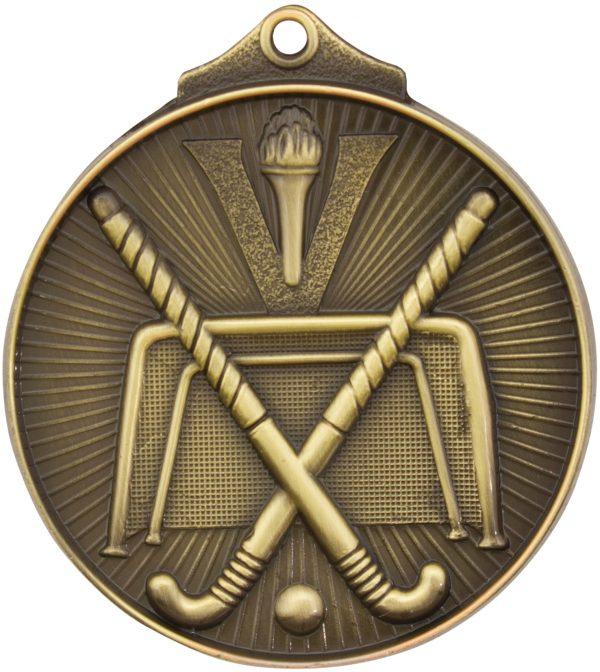 Hockey Medal Gold