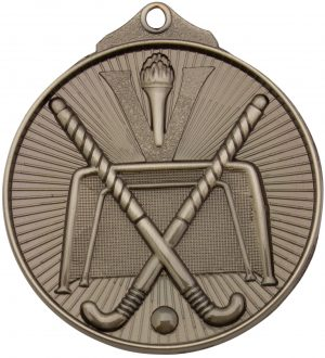 Hockey Medal Silver