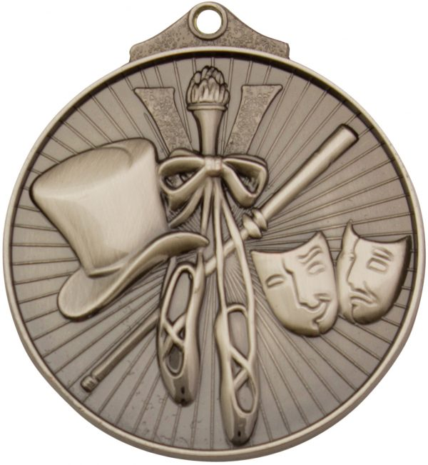 Dance Medal Silver