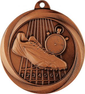 Track Econo Medal Bronze