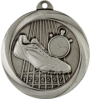 Track Econo Medal Silver