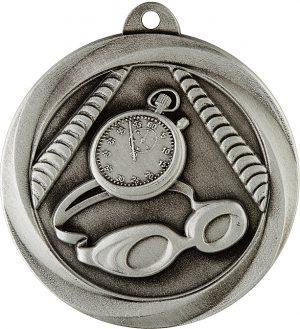 Swim Econo Medal Silver