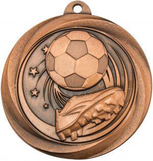 Soccer Econo Medal Bronze