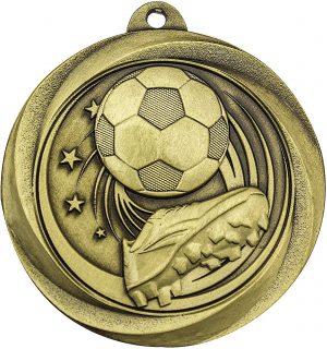 Soccer Econo Medal Gold