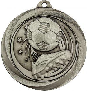 Soccer Econo Medal Silver