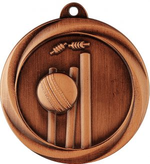 Cricket Econo Medal Bronze