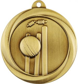 Cricket Econo Medal Gold