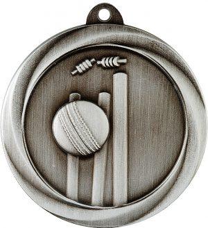 Cricket Econo Medal Silver