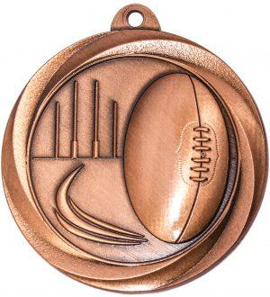 Footy Econo Medal Bronze