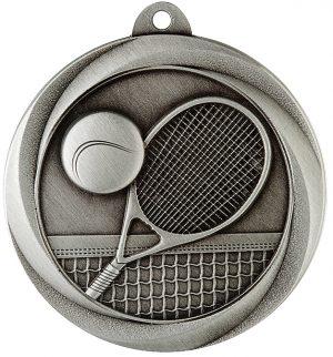 Tennis Econo Medal Silver