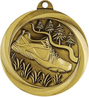 Cross Country Econo Medal Gold
