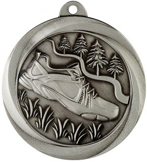 Cross Country Econo Medal Silver