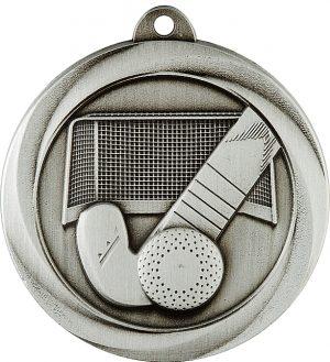 Hockey Econo Medal Silver