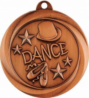 Dance Econo Medal Bronze
