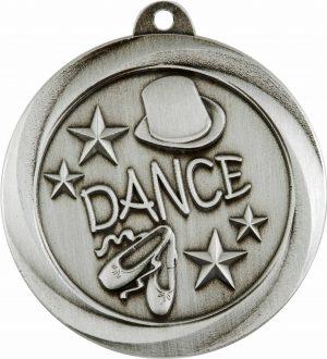 Dance Econo Medal Silver