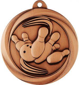 Tenpin Econo Medal Bronze