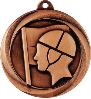 Lifesaving Econo Medal Bronze