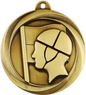 Lifesaving Econo Medal Gold