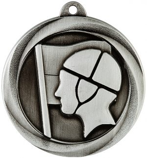 Lifesaving Econo Medal Silver