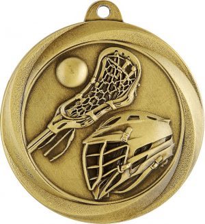 Lacrosse Econo Medal Gold