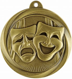 Drama Econo Medal Gold