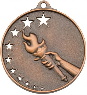 Victory Stars Medal Bronze