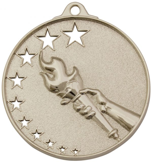 Victory Stars Medal Silver