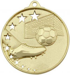 Soccer Stars Medal Gold