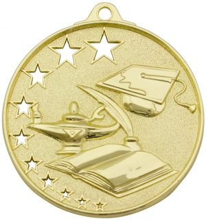 Academic Stars Medal Gold