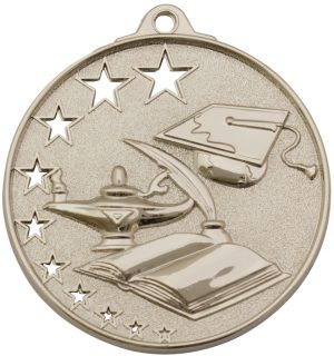 Academic Stars Medal Silver