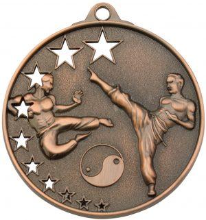 Karate Stars Medal Bronze
