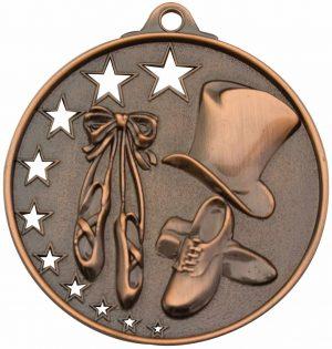 Dance Stars Medal Bronze
